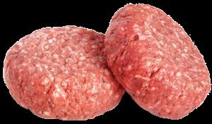 round pureland america organic beef to make the perfect burger