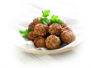 organic grass fed beef frozen meatballs