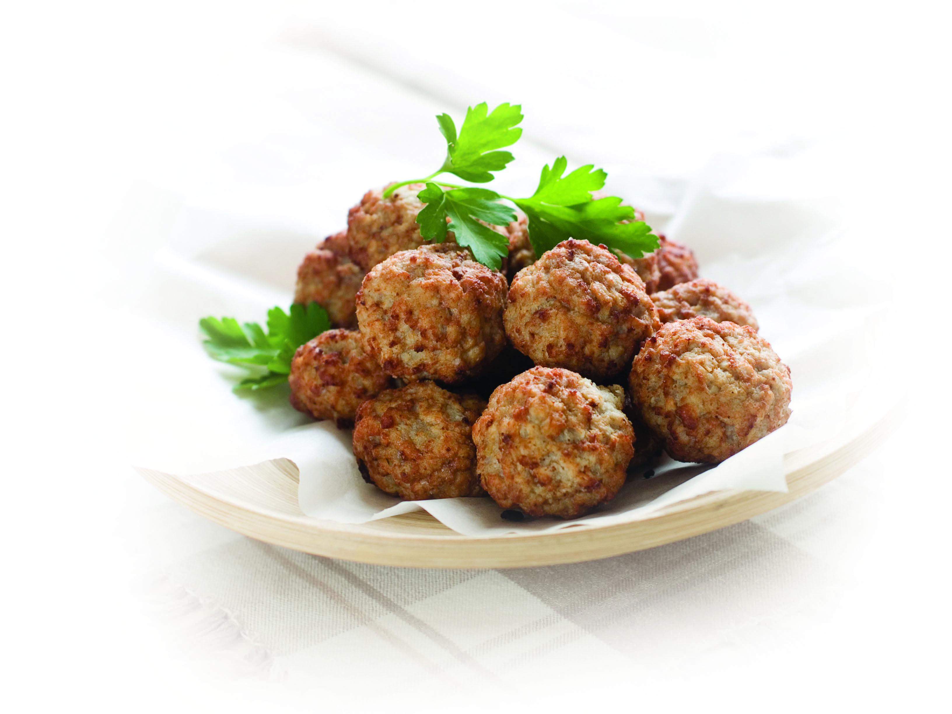 organic grass fed beef frozen meatballs