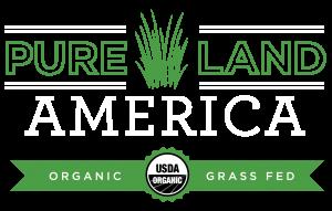 pureland america serves their customers USDA organic grass fed beef