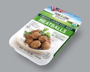 buy grass fed frozen meatballs from pureland america